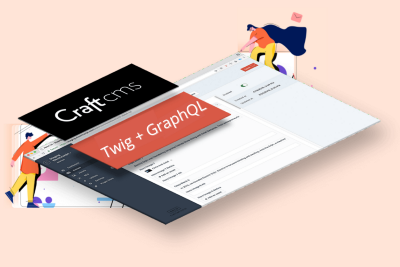 Craft CMS: Building the frontend of a website using Twig and GraphQL