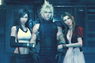 The So-Called Love Triangle in Final Fantasy VII Remake
