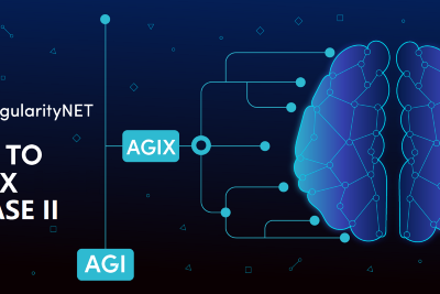 SingularityNET Phase II Launch Sequence Activated: AGI token to be hard-forked to…