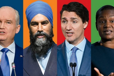 How has Canada changed since Trudeau's Liberals took power?