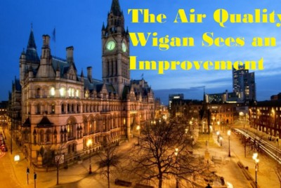 The Air Quality Of Wigan Sees an Improvement