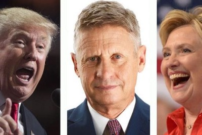 Why I Voted For Gary Johnson