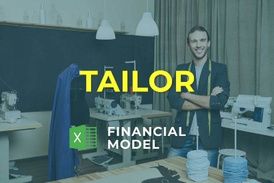 Tailor Financial Model Excel Template