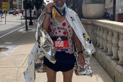 Ironman 70.3 World Champs to a 2:45 at the 125th Boston Marathon (fall edition)