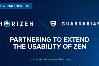 Horizen is now supported on Guardarian