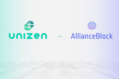 Unizen partners with AllianceBlock to bring effortless KYC/AML to all DeFi modules for…