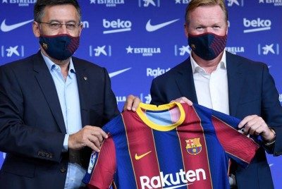 Why Ronald Koeman isn't and shouldn't be the future of FC Barcelona.