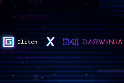 Glitch teams up with Darwinia to extend the utility of native assets