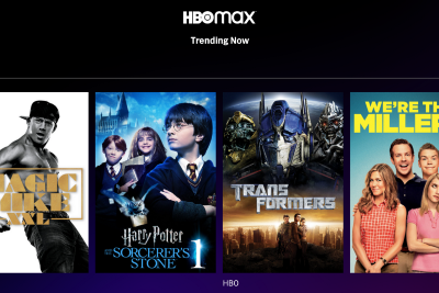 HBO Max—Interface Redesign