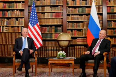 Biden and Putin Met Face-to-Face for the First Time