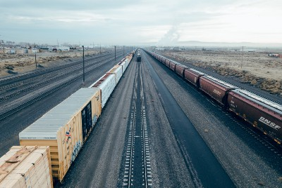 Capacity Optimization in Freight Trains—Part 1