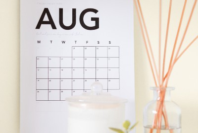 Planning Your Stories for a Month