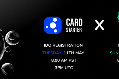 GeroWallet Launches IDO on CardStarter