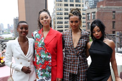 Inside The New York City Premiere Event Of New Starz Series 'Run The World'
