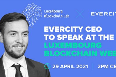 Evercity partnered with the Luxembourg Blockchain Week