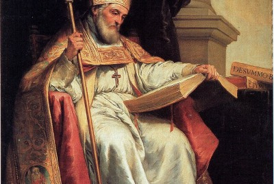 Is a Dark Ages Archbishop the Patron Saint of the Internet?