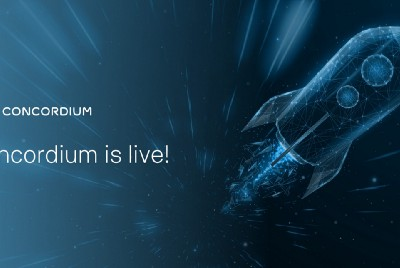 Concordium is live—First steps
