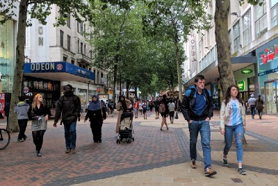 People-friendly street changes should be 24/7