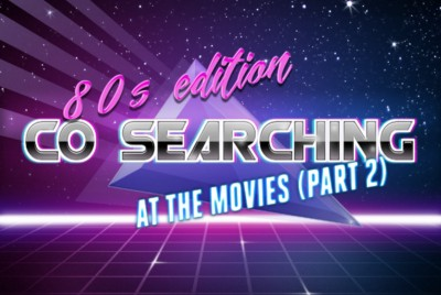 Co-Searching At The Movies (part 2)- Eighties films over werk