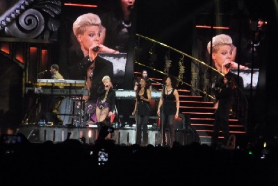"Pink Tells Us to Fly Our Freak Flags With ""Raise Your Glass"""