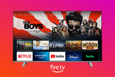 Introducing a new lineup of Toshiba Smart Fire TVs