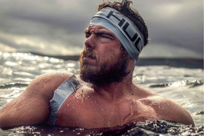 Lessons from the Man who swam around Great Britain
