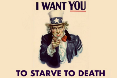 The US Has Placed Itself In Charge Over Which Nations Get To Eat