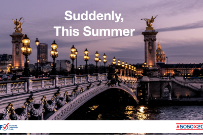 Suddenly, This Summer - Women's Campaign Fund