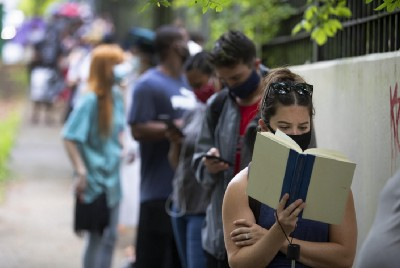 While Pundits Analyze Ranked Choice Results, New Yorkers' Favorite Novels Reveal Their Politics