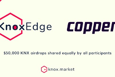 Announcing KNX Token Generation Event and Distribution