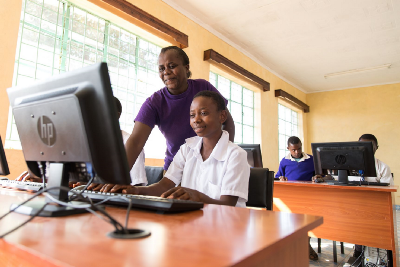 BRIDGING GENDER GAPS IN THE INNOVATION SECTOR TO ACCELERATE SUSTAINABLE DEVELOPMENT