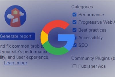 How to Use Google Lighthouse Tool