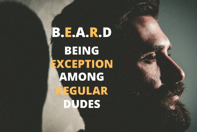 Dear Men, Here Are The 6 Ridiculously Unbelievable Facts About Beard That You Should Know