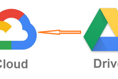 How to Transfer data from Google Drive to Google Cloud Bucket?