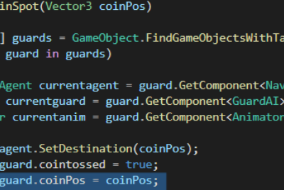 Coin Distraction Part 2