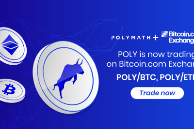 """Polymath: """"The Ethereum of Security Tokens """""""