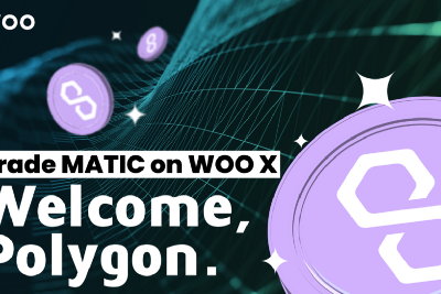 Wootrade and Polygon reach strategic agreement to enhance liquidity on 'Ethereum's Internet of…