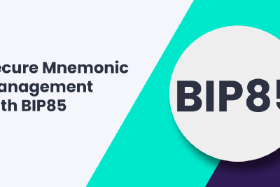Secure Mnemonic Management with BIP85