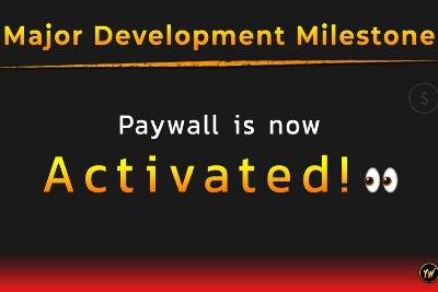 Paywall is live! Access PRO holding $WATCH