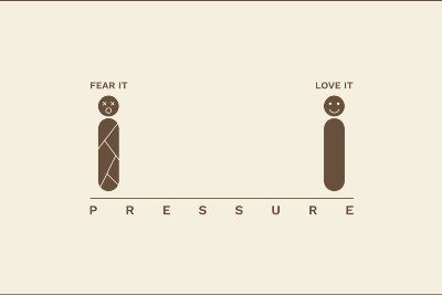 How Pressure Makes You (or breaks you)