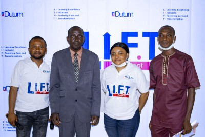 150 Students in Ogun State Benefit from Dutum Back to School Initiative