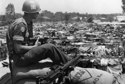 A Daring Rescue Mission: The Tenth Special Forces in Congo
