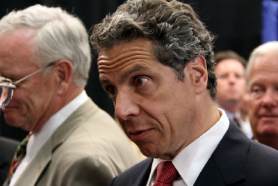 Cuomo's Army of Bots And Trolls