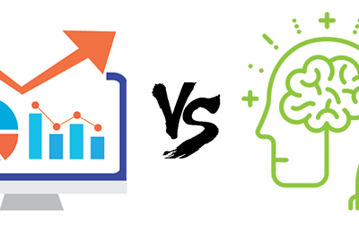 Statistical vs Cognitive approach in the development of smart applications