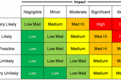 Is Risk Management remarkably different when you compare the COVID-19 pandemic with a (major)…