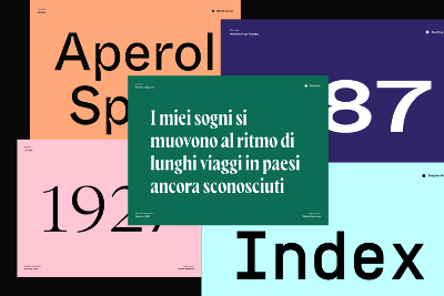 Inspography—Font selection, February 2021