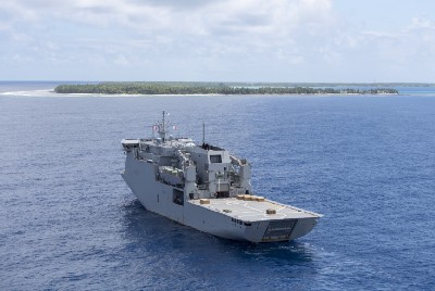 5 things you might not know about life on a NZ Navy ship
