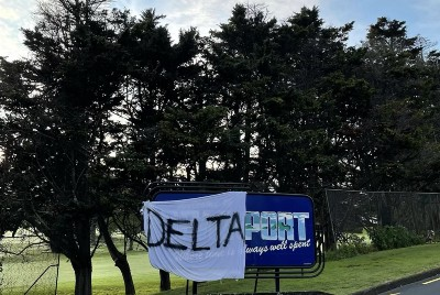 Welcome to Deltaport (Doing COVID right)