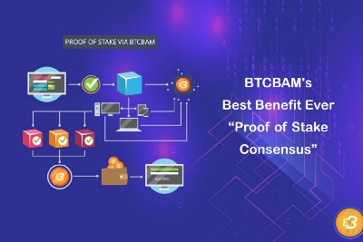 BTCBAM's Best Benefit Ever Proof of Stake Consensus