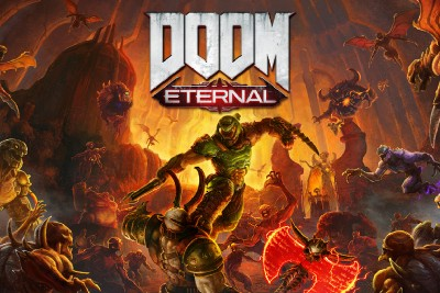 DOOM Eternal—Lightning Counter One-Pager Pitch